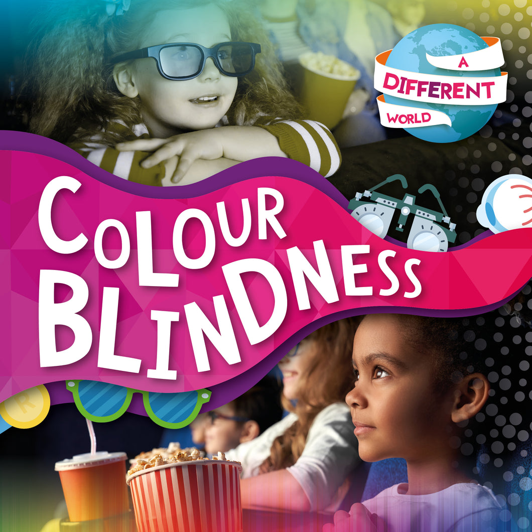 A Different World: Colour Blindness e-Book