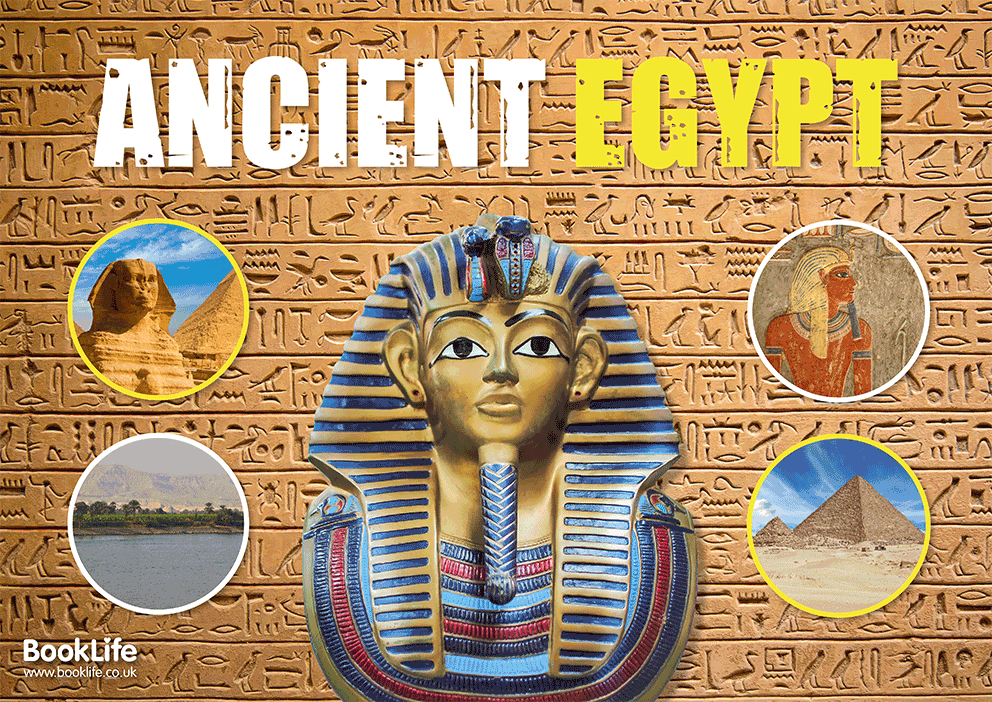 Ancient Egypt Poster by BookLife