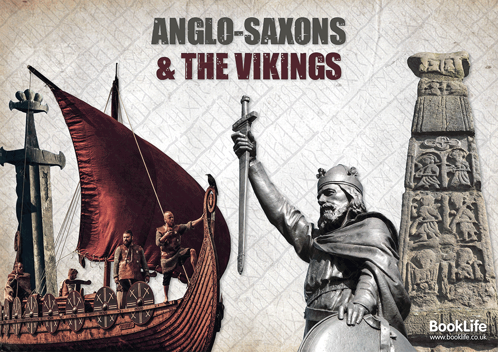 Free Anglo-Saxons and The Vikings Poster – BookLife