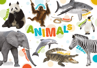 Free Animals Poster