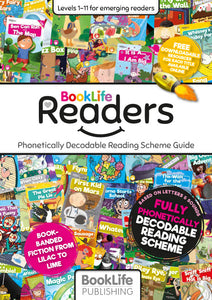 BookLife Readers Reading Scheme Guide
