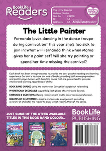 The Little Painter Free e-Book