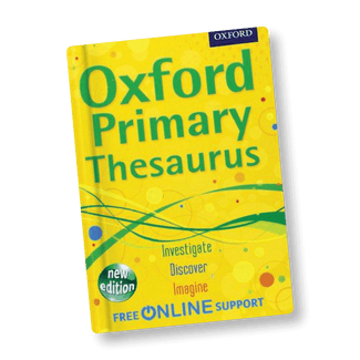 Oxford Primary Thesaurus by BookLife