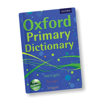 Oxford Primary Dictionary by BookLife