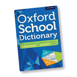 Oxford School Dictionary by BookLife