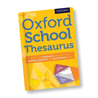 Oxford School Thesaurus by BookLife
