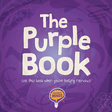 Load image into Gallery viewer, Colourful Minds: The Purple Book e-Book