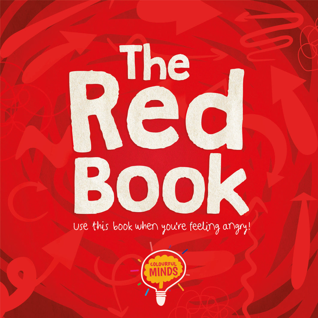 Colourful Minds: The Red Book e-Book
