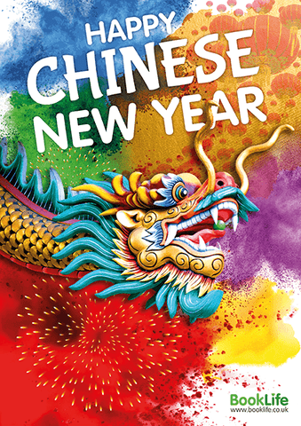 Chinese New Year Poster by BookLife