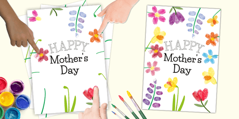 Free Print and Personalise Mother's Day Card