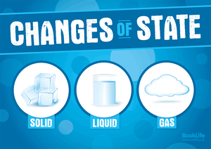 Changes of State Poster by BookLife