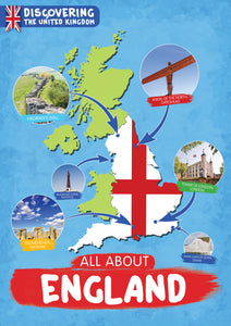 Discovering the United Kingdom: All About England e-Book