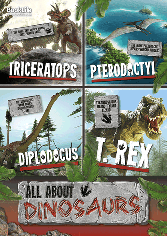 Free Dinosaurs Poster