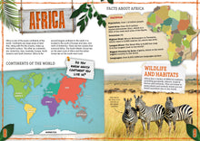 Load image into Gallery viewer, Endangered Animals: Africa e-Book