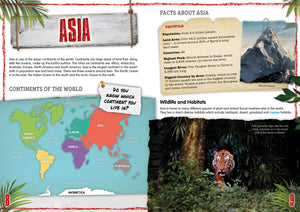 Endangered Animals: Asia e-Book