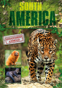 Endangered Animals: South America e-Book