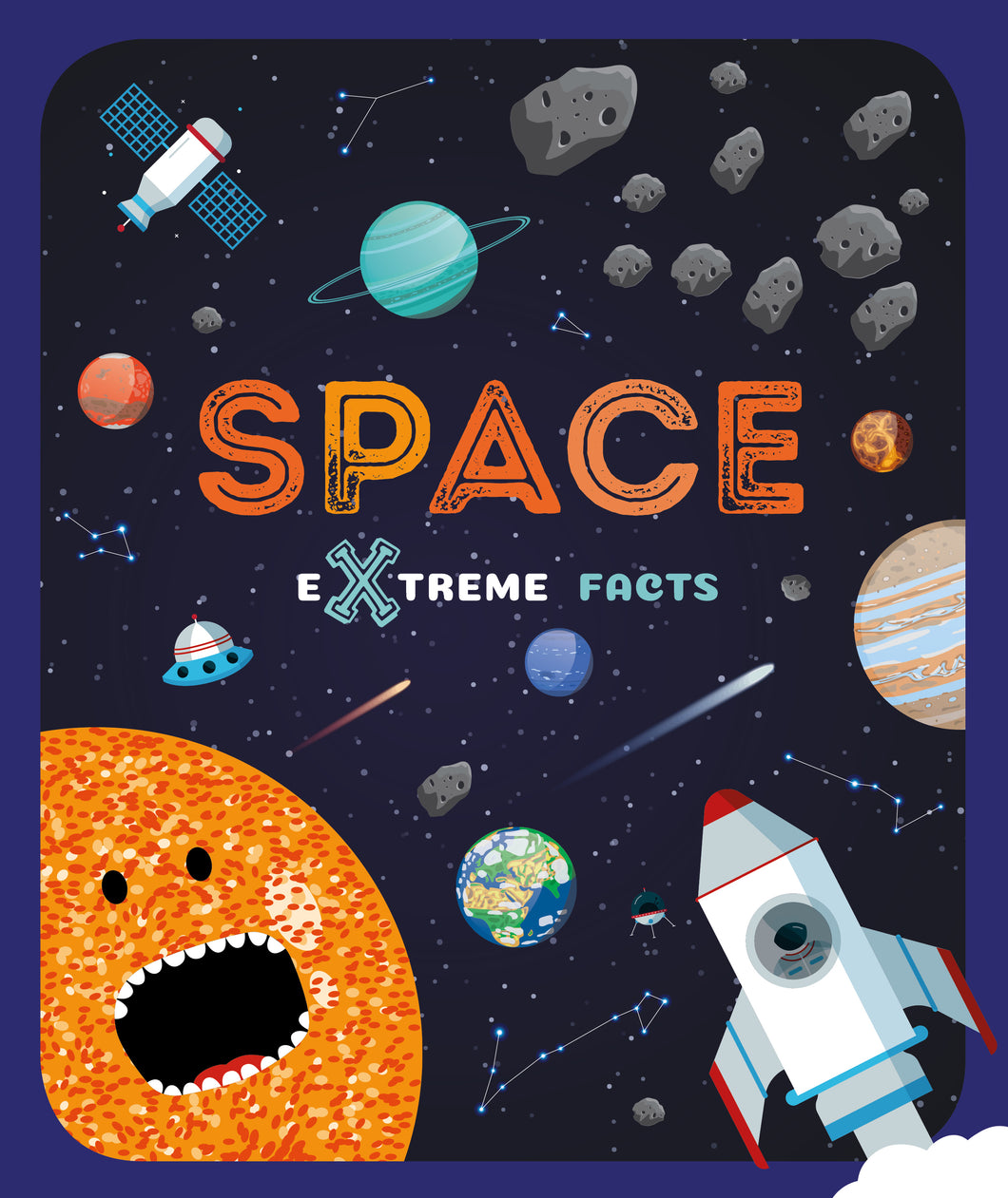 Extreme Facts: Space e-Book