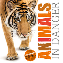 Load image into Gallery viewer, Environmental Issues  : Animals in Danger e-Book