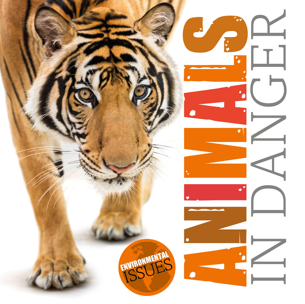 Environmental Issues  : Animals in Danger e-Book