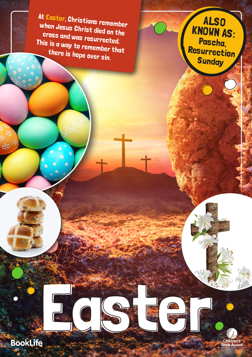 Easter Poster by BookLife