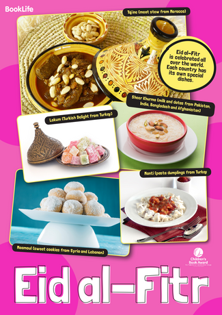 Eid al-Fitr Food Poster by BookLife