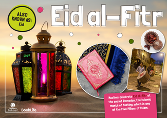 Eid al-Fitr Poster by BookLife