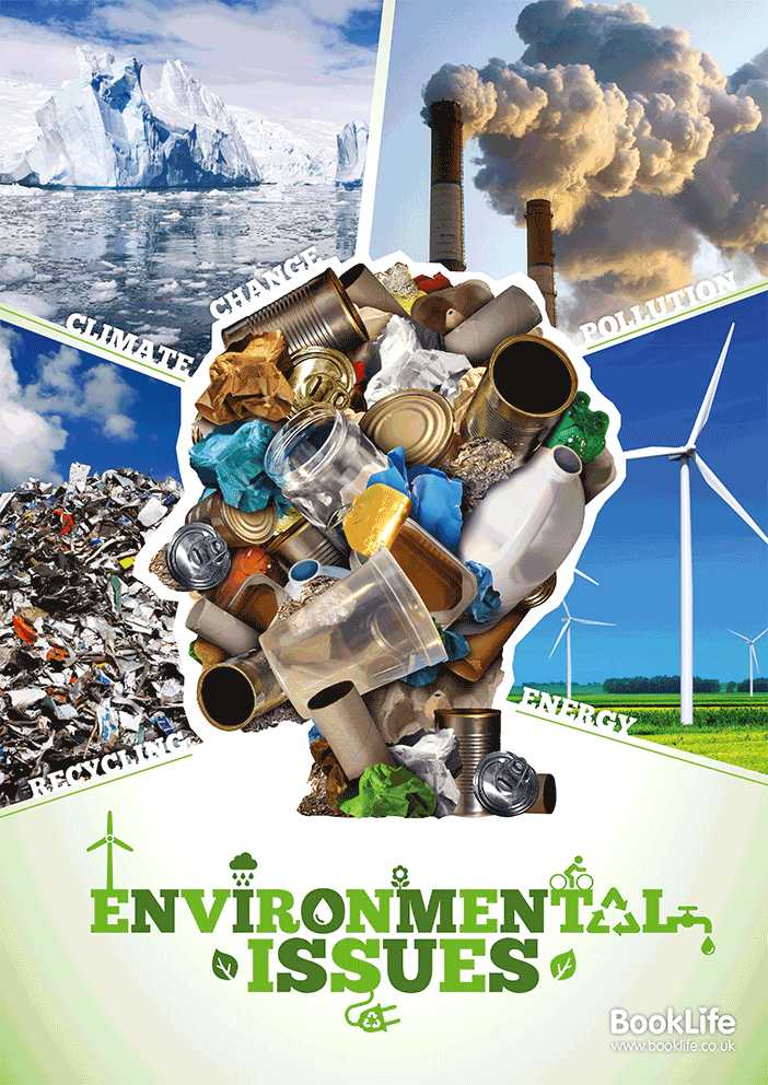 Environmental Issues Poster by BookLife