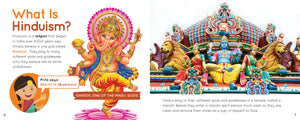 Festivals Around the World: Diwali e-Book