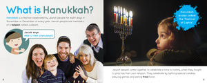 Festivals Around the World: Hannukah e-Book