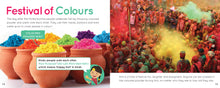 Load image into Gallery viewer, Festivals Around the World: Holi e-Book