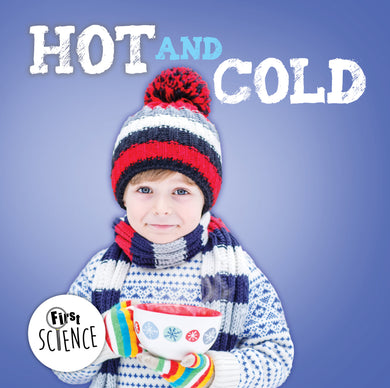 First Science: Hot and Cold e-Book