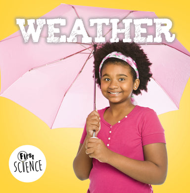 First Science: Weather e-Book