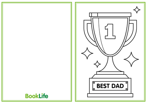 Father's Day Card by BookLife