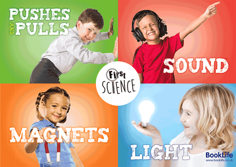 Free School Science Topics Poster