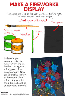 Make A Fireworks Display