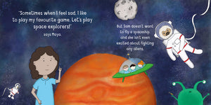 Healthy Minds: Sam the Sloth Feels Sad e-Book