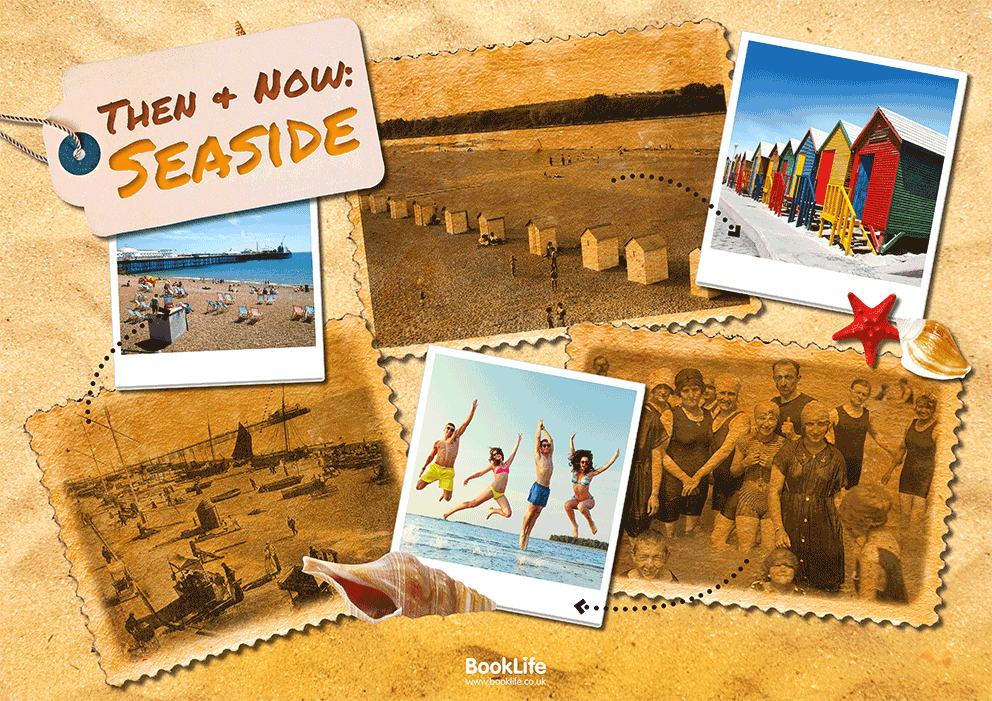 History of the Seaside Poster