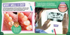 I Want to Be A: Dentist e-Book