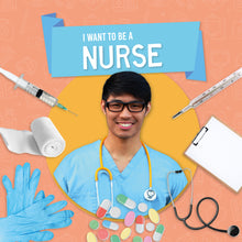 Load image into Gallery viewer, I Want to Be A: Nurse e-Book