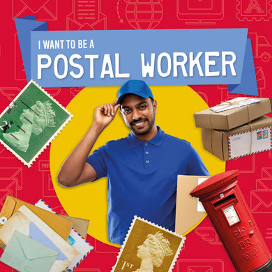 I Want to Be A: Postal Worker e-Book