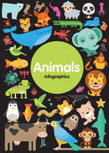 Load image into Gallery viewer, Infographics: Animals e-Book