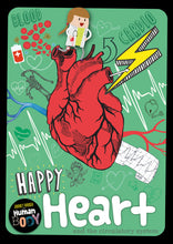 Load image into Gallery viewer, Journey Through the Human Body: Happy Heart e-Book