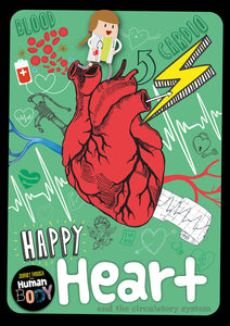 Journey Through the Human Body: Happy Heart e-Book