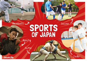 Japan and The Olympics Teacher Resources by BookLife