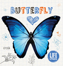 Load image into Gallery viewer, Life Cycles: Butterfly e-Book
