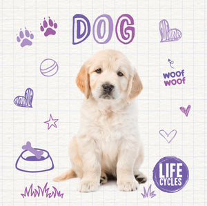 Life Cycles: Dog e-Book