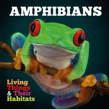 Load image into Gallery viewer, Living Things and Their Habitats: Amphibians e-Book