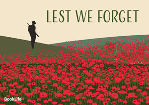 Lest We Forget Poster by BookLife