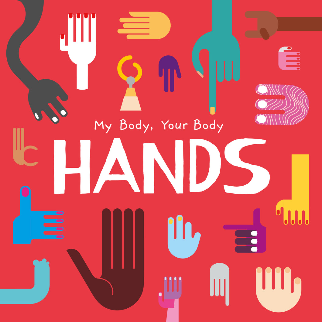 My Body, Your Body: Hands e-Book