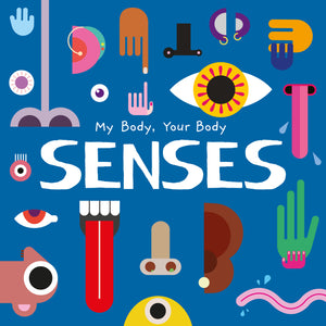 My Body, Your Body: Senses e-Book